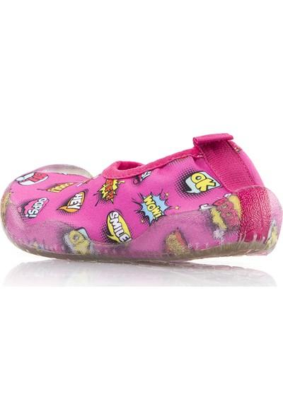 Newborn Çocuk Terlik - Sandalet Kız Çocuk
