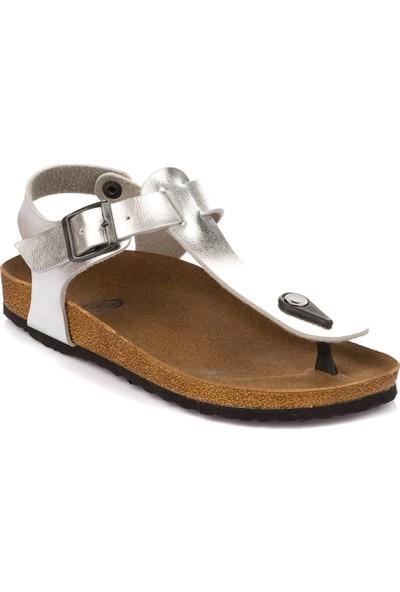 Fox Shoes Lame Kadın Sandalet B777805009