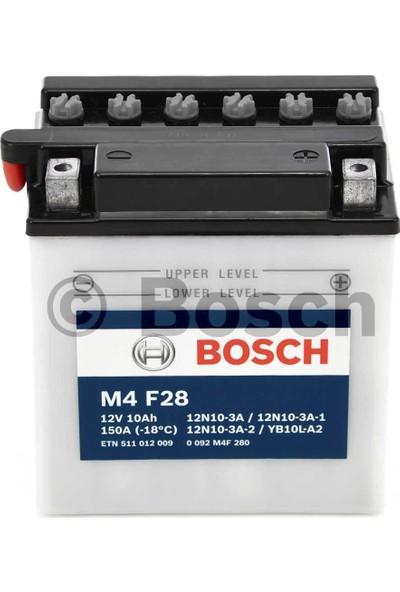 Bosch 11 Amper Motosiklet aküsü M4F28