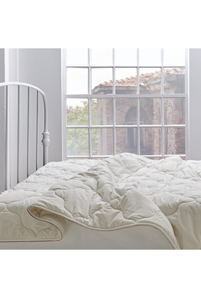 Yataş Bedding SUPERWASHED YÜN Yorgan (Bebek - 95x145 cm)