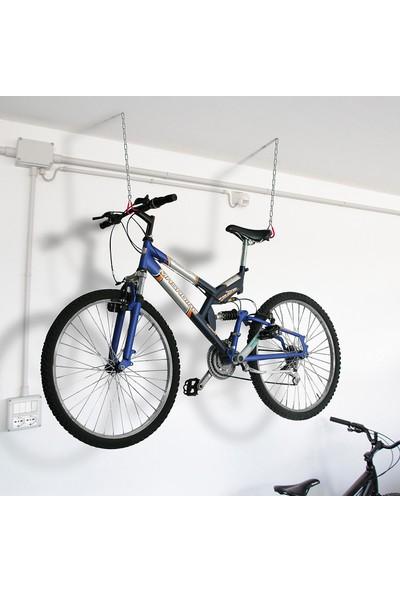 Lampa Bisiklet Tavan Askısı Çift Kanca 92898