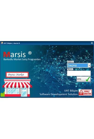 Marsis Barkodlu Market Satış Programı