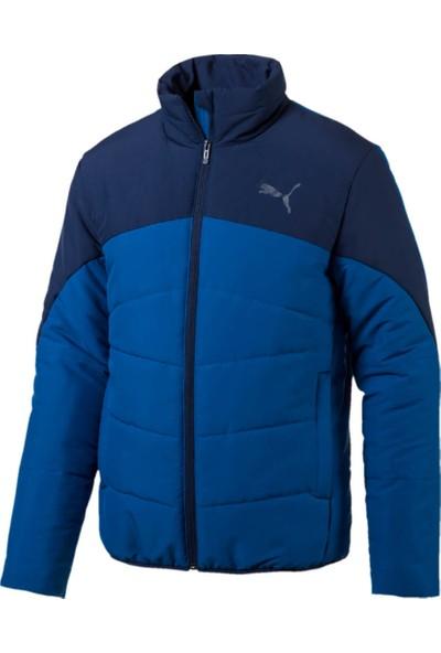 Puma Ess Padded Jacket-1 Mavi Erkek Mont