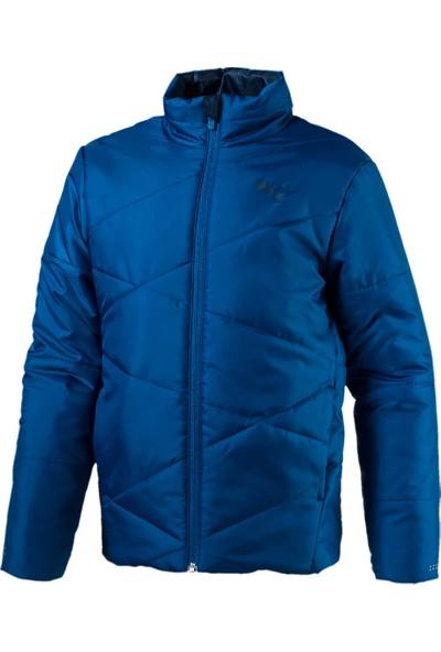 Puma Ess Padded Jacket B Mavi Erkek Çocuk Ceket