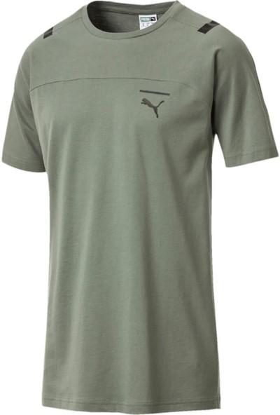 Puma Pace Tee Açık Gri Erkek T-Shirt