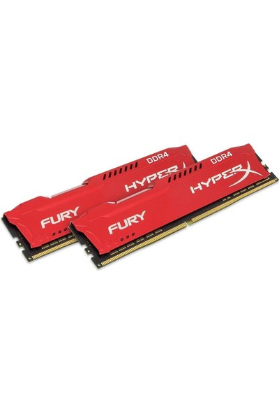 Kingston HyperX Fury (2x8)16GB 2400MHz DDR4 Ram HX424C15FR2K2/16