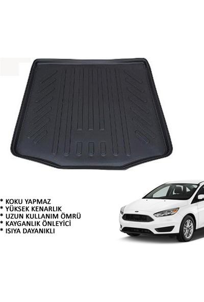 Carx Ford Focus 4 Sedan 3D Bagaj Havuzu (2015 Ve Üzeri)