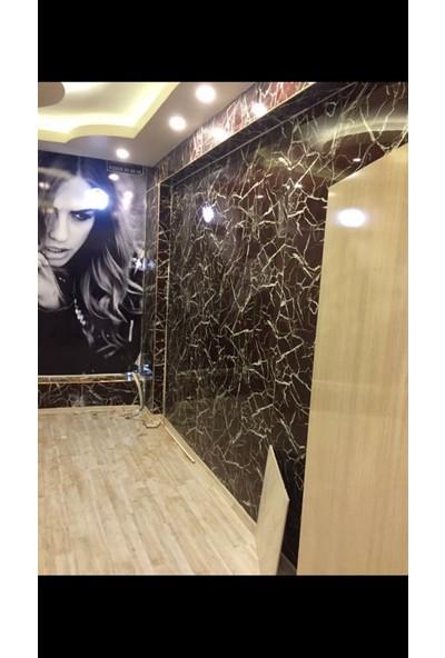 Sai̇ko 1007 Mermer Görünümlü Dekoratif Duvar Paneli 3 mm x 122 x 244 cm
