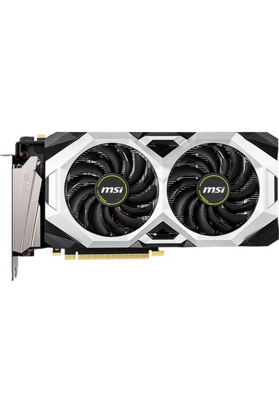 MSI GeForce RTX 2080 Ventus 8G V2 8GB 256Bit GDDR6 (DX12) PCI-E 3.0 Ekran Kartı (GeForce-RTX 2080-VENTUS-8G-V2)