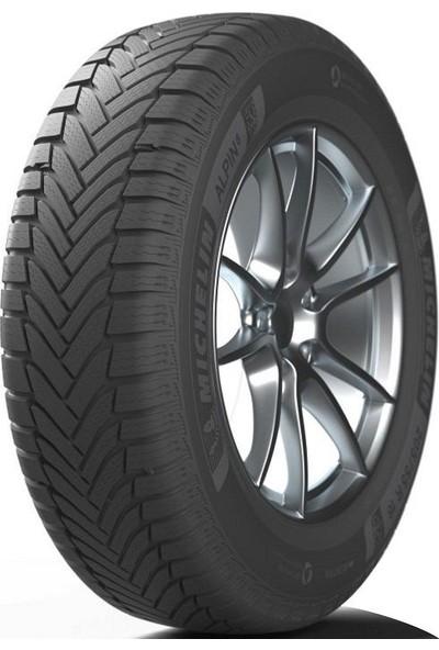 Michelin 205/55 R16 91T Alpin 6 Oto Kış Lastiği (Üretim Yılı: 2019)