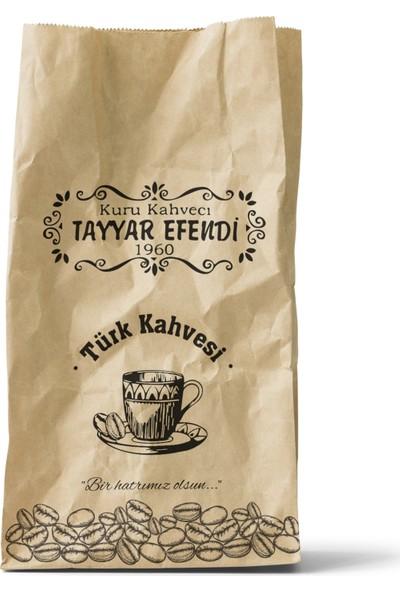 Tayyar Efendi Kuru Kahveci Türk Kahvesi 5X100 gr