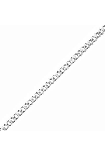Afrodit Silver Gurmet Erkek Gümüş Bileklik
