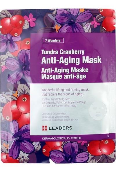 Leaders 7 Wonders Yaşlanma Karşıtı Hindistan Cevizi Özlü Maske