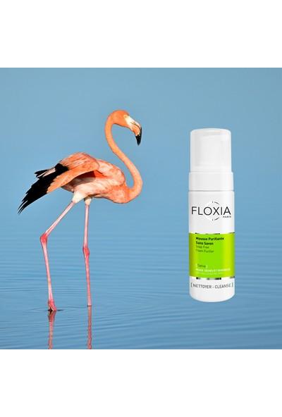Floxia Sativa Soap Free Foam Purifier 150 ml - Kuru Ciltler İçin Sabun İçermeyen Köpük Temizleyici