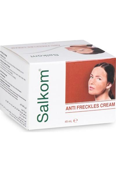 Salkom Çil (Leke) Kremi Anti Freckles