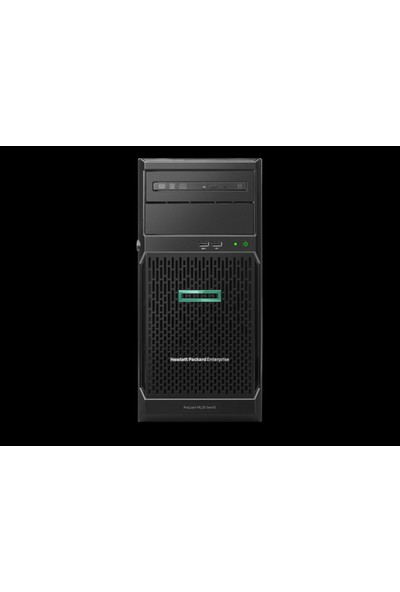 HP Proliant Ml30 Gen10 E-2124 1P 8GB U-S100İ 4Lff Nhp 350W Ps