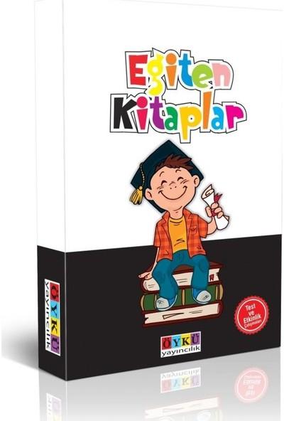 Öykü Yayıncılık Eğiten Kitaplar (10 Kitap)