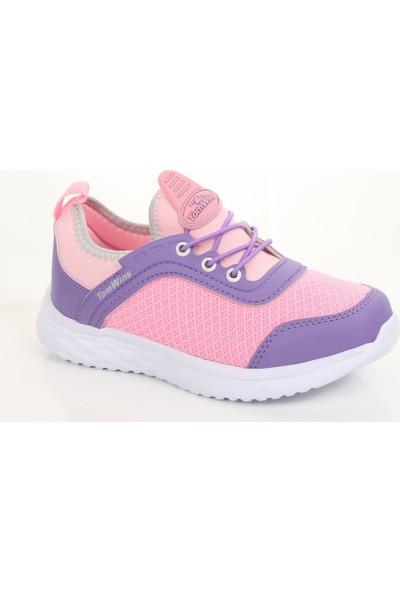 Tomwins 010 Kız Erkek Çocuk Günlük Spor Ayakkabı