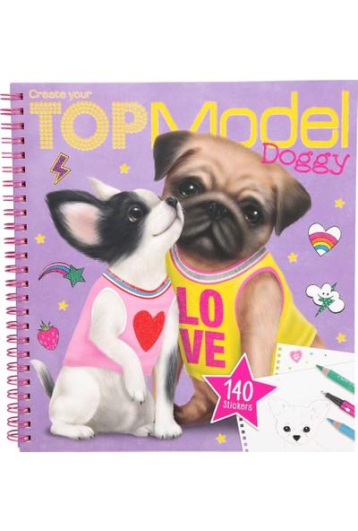 Topmodel Köpek Boyama Kitabı 10190 - Andrea Levy