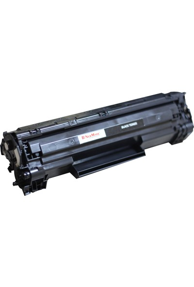Hp 83Xu Yük. Kapasite Siyah Newmark Muadil Toner (Çipli) Cf283Xu