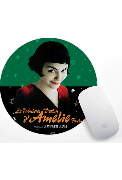 If Dizayn Amelie Mouse Pad