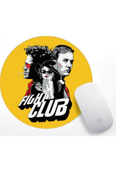 If Dizayn Fight Club Mouse Pad