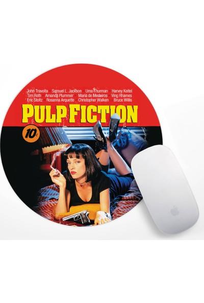 If Dizayn Pulp Fiction Ucuz Roman Mouse Pad