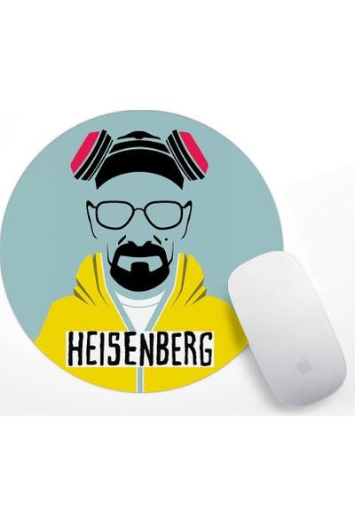 If Dizayn Heisenberg Walter White Mouse Pad