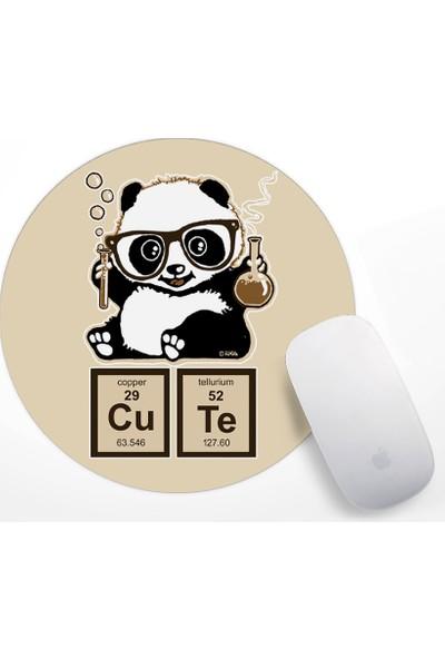If Dizayn Kimyager Panda Mouse Pad
