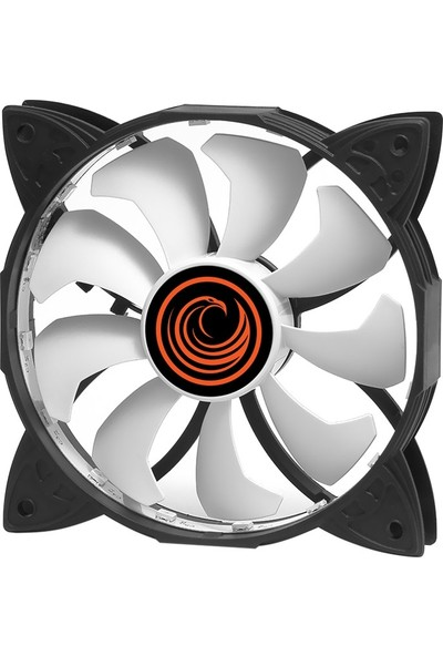 Gamemax GF-F1242R Kontrol Üniteli + Uzaktan Kumandalı 120mm RGB Led Fan