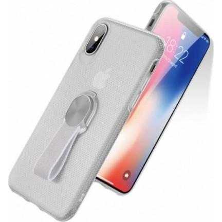 quite nice b1024 8f48d Aksesuarkolic Apple iPhone X Kılıf Zore Voero Win Case + 5D Tam Ekran Cam