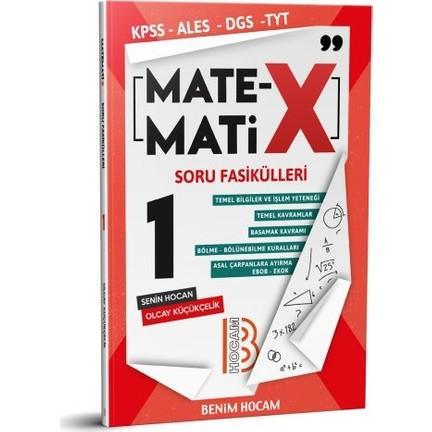 Benim Hocam Yayınları 2019 Kpss Ales Dgs Tyt Matematix Soru Fiyatı