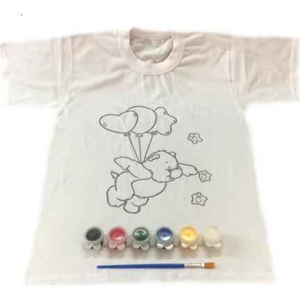 Joy Toys Uçan Ayı Tişört Boyama Seti 10 11 Yaş Fiyatı