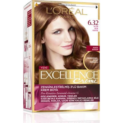 Loréal Paris Excellence Intense Saç Boyası 632 Karamel Fiyatı