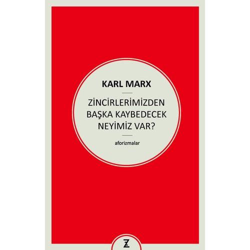 Zincirlerimizden Başka Kaybedecek Neyimiz Var - Karl Marx