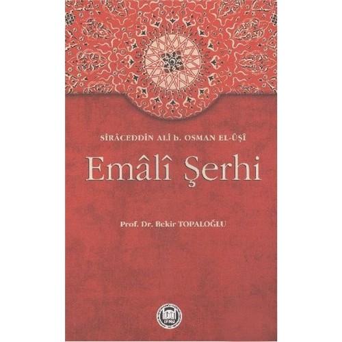 Emali Şerhi-Bekir Topaloğlu