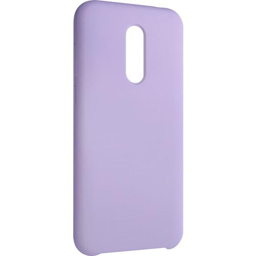 Meizu 16Th Koruyucu Silikon Kılıf Purple