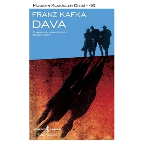 Dava - Franz Kafka