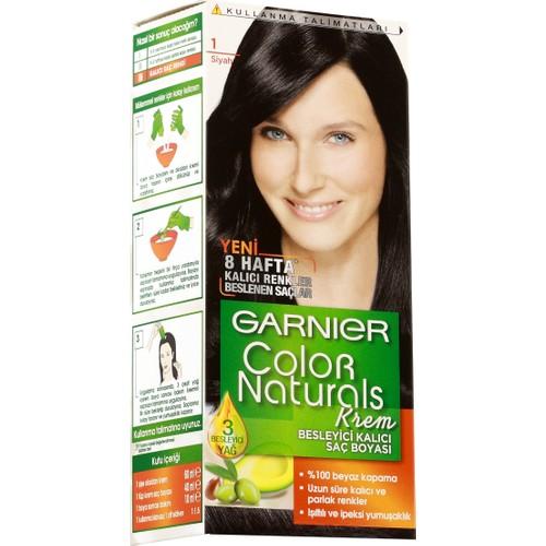 Garnier Color Naturals 10 Siyah Saç Boyası Fiyatı