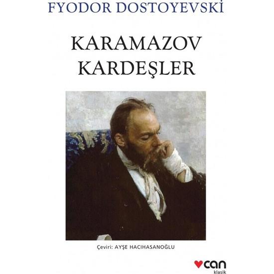 Karamazov Kardeşler - Fyodor Dostoyevski