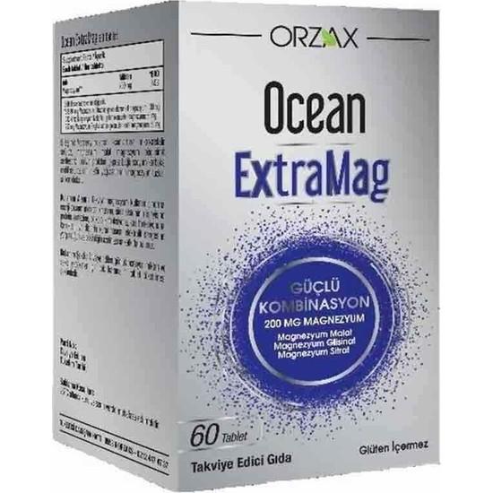 Ocean Plus ExtraMag 60 Tablet