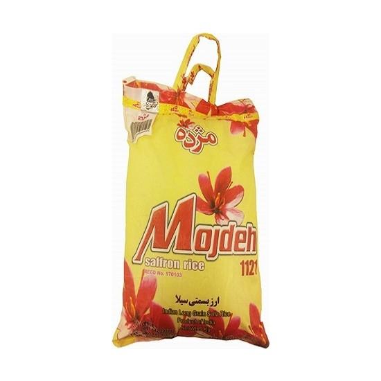 Mojdeh Safran Aromalı Basmati Pirinç (5kg.)