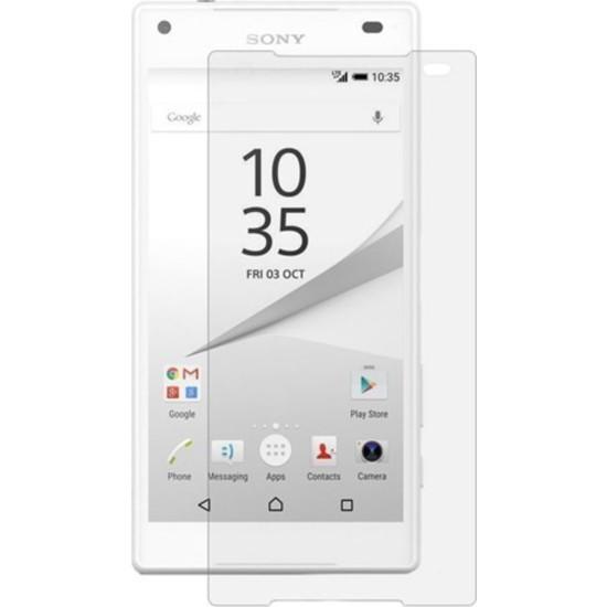 Jopus Sony Xperia Z5 Mini Cam Ekran Koruyucu