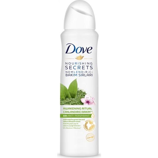Dove Matcha Kadın Sprey Deodorant 150ml