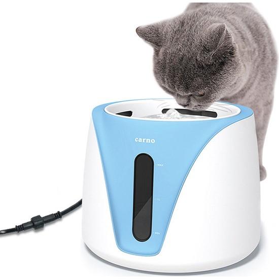 Carno Kedi ve Köpekler için Otomatik Suluk 2 Lt.