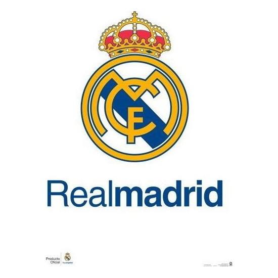 Real Madrıd Maxı Poster
