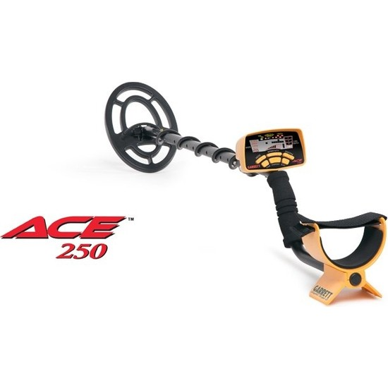 Garrett Dedektör Ace 250 + Karma Performans Başlık (33 Cm)