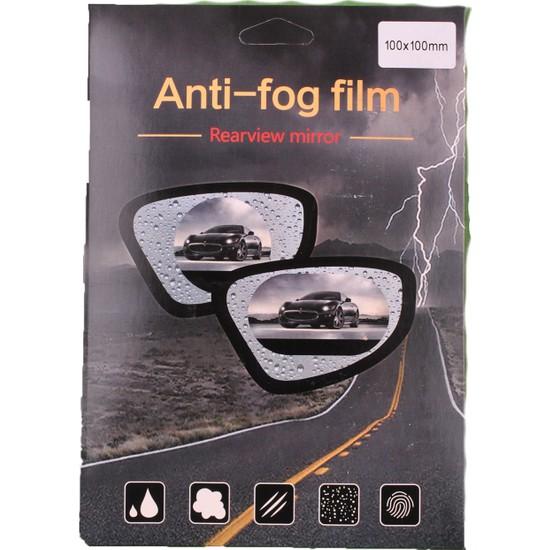 Buffer Araç Ayna Yağmur Kaydırıcı Ve Buğu Önleyici Film