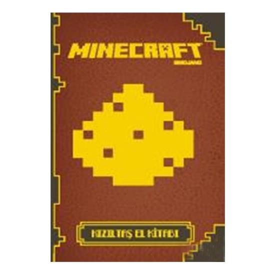 Minecraft Kızıltaş El Kitabı-Kolektif