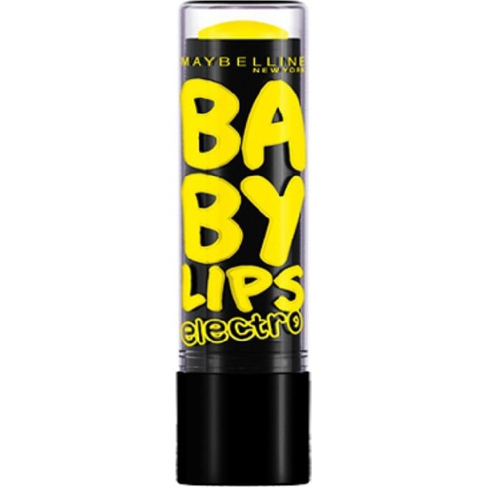 Maybelline New York Baby Lips Electro - Fierce N Tangy
